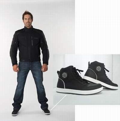 chaussures moto paris